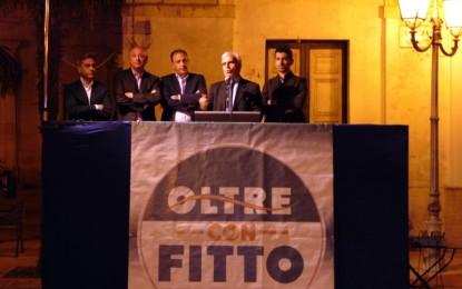 Elezioni Regionali, Francesco Schittulli incontra la cittadinanza salicese