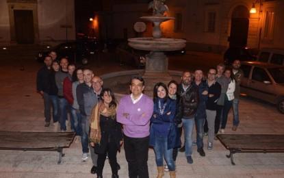 Movimento Cinque Stelle Veglie, ecco la squadra completa di Pasquale Cirillo