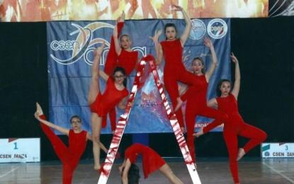 """La scuola """"Mambo Dance Accademy"""" di Guagnano prima classificata al Campionato Nazionale 2015"""