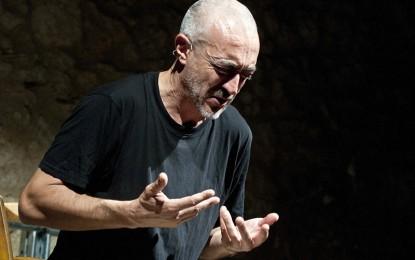 """Domenica si chiude la stagione teatrale del Rubik con Fabrizio Saccomanno e i suoi """"Frammenti"""""""
