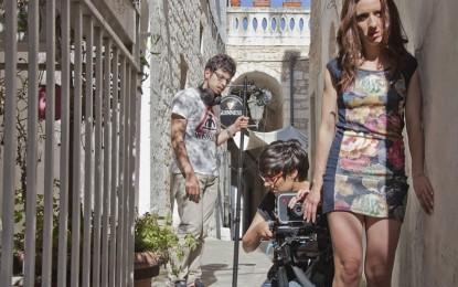 """La guagnanese Maria Irene Vetrano protagonista del film """"Un gioco da ragazzi"""" di Roy Geraci"""