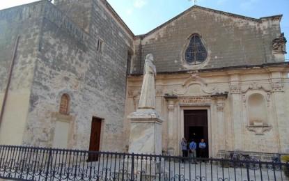 """Lunedì è stata inaugurata la mostra itinerante """"Laudato Sì"""" al Convento dei Frati Minori di Salice"""