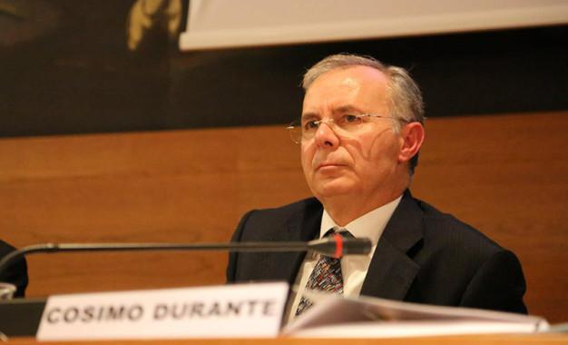 Cosimo Durante lascia la Presidenza della Fondazione Città del Libro