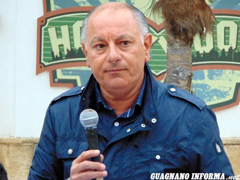 Il consigliere d'opposizione Tonino Rosato (foto Luca Ciccarese)