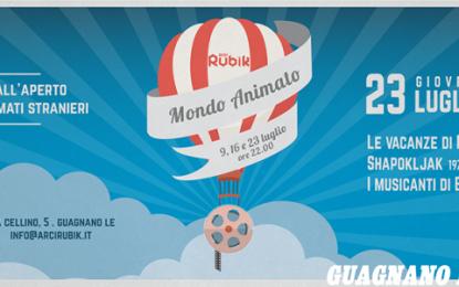 """Il 23 luglio si chiude la rassegna d'animazione estera del Rubik. La mongolfiera di """"Mondo Animato"""" si fermerà in Russia"""