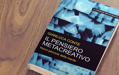 """Domenica sera al Rubik di Guagnano si presenta """"Il pensiero metacreativo"""" di Gianluca Conte e parte lo """"Spritz Sunday Evening"""""""
