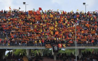 US Lecce, il big match col Catania termina a reti inviolate