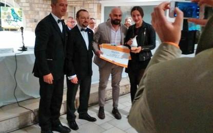 """Dolce Puglia 2015, primo premio per lo spumante Rosè Dolce di Negroamaro """"Carlo V"""" di Tenute Marano"""