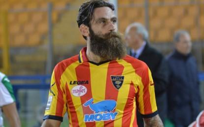 US Lecce, Moscardelli regala la terza vittoria consecutiva ai giallorossi. Contro il Monopoli termina 1 a 0