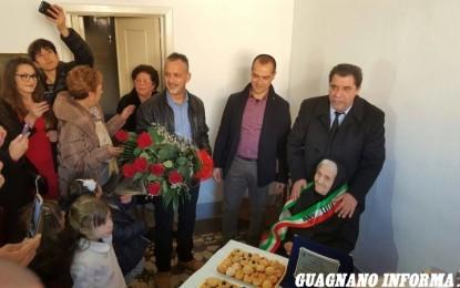 L'Amministrazione Comunale di Veglie festeggia i 100 anni di nonna Agata