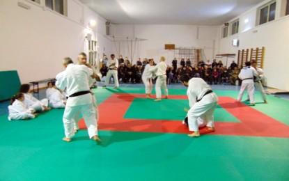 """Inaugurata a Veglie la palestra """"A.S.D. Academy Judo"""" dell'istruttore Antonio Carrozzo"""