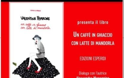 Sabato 12 dicembre Valentina Perrone alla Mondadori Store di Lecce