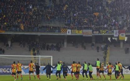 US Lecce: ancora segnali di crescita per i giallorossi, contro il Messina si impongono per due reti a zero