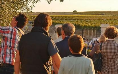 Emozioni in cantina, ecco l'enoturismo di Claudio Quarta Vignaiolo Unica azienda vitivinicola protagonista del BTM - Business Tourism Management di Lecce.