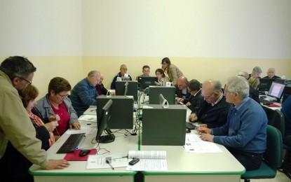 Prende il via il corso di informatica base per gli over 50. Entro il 10 marzo si potranno effettuare le iscrizioni nella Sala Consiliare di Guagnano