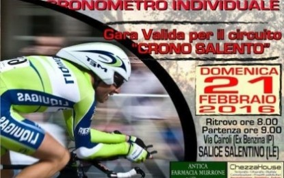 """Domenica a Salice il secondo """"Trofeo Terre Neure"""", la gara ciclistica per la solidarietà"""