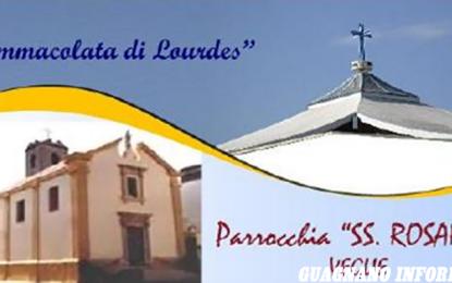 """L'11 febbraio a Veglie si celebrerà la dedicazione della nuova chiesa """"Immacolata di Lourdes"""""""