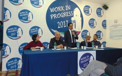 """""""Work in Progress 2017"""", unità di intenti e condivisione di obiettivi per un nuovo progetto politico salicese"""