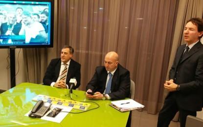 La storica promozione del Lecce in serie A in un dvd, ieri sera a Lecce la conferenza stampa di presentazione
