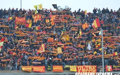 US Lecce, i giallorossi agguantano il pareggio in pieno recupero e sprecano una grande occasione Il Melfi va subito in vantaggio e mette in difficoltà i salentini al Via del Mare.