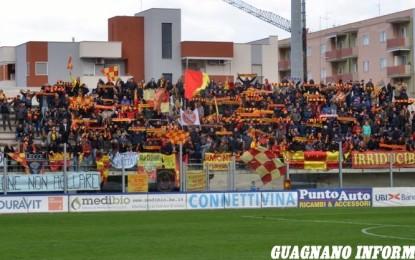 """US Lecce, i salentini espugnano il """"Veneziani"""" di Monopoli. Contro i biancoverdi termina 1 a 0"""