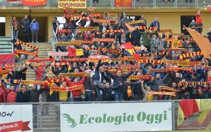 US Lecce, sette reti nella sfida contro il Cosenza: finisce 3 a 4 per i giallorossi