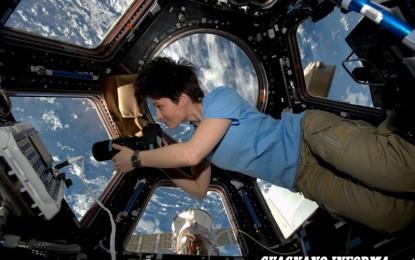 """""""AstroSamantha"""", domani a Veglie la proiezione del film-documentario sulla donna dei record nello spazio"""