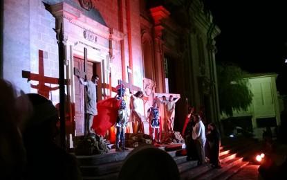 """Sabato in piazza Maria SS. del Rosario va in scena la """"Passione Vivente"""""""