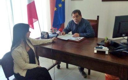 Il sindaco Paladini rompe il silenzio dopo dieci mesi di mandato: «Ho la ferma intenzione di continuare il mio mandato anche con otto consiglieri di maggioranza»