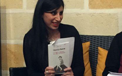 """""""La Notte di Inchiostro di Puglia"""": la guagnanese Valentina Perrone tra gli autori del Fortino n.71"""