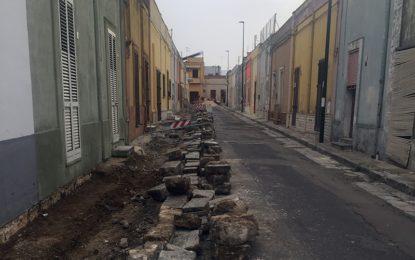 Partono i lavori di riqualificazione in alcune zone del centro guagnanese. Nel progetto anche la Villa Comunale