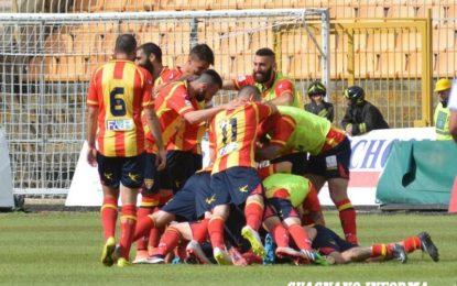 US Lecce, i giallorossi conquistano tre punti d'oro contro la Paganese e tornano secondi in classifica