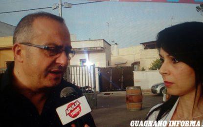 """Il trampolino di Guagnano Informa oscilla ancora, Simona Colletta realizza un servizio che andrà in onda su """"Viva La Puglia Channel"""" e """"Viva L'Italia Channel"""""""