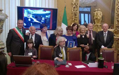 Il 65° Premio Nazionale Livio Tempesta va al Liceo Montessori di Roma e alla Scuola Paritaria dell'Infanzia di Trecchina