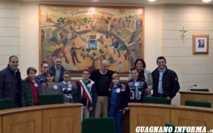 Eletto il nuovo Consiglio Comunale dei Ragazzi: il 14 novembre è stato presentato nella Sala Consiliare di Guagnano