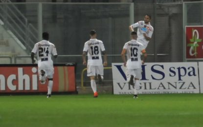 US Lecce, i salentini espugnano lo Iacovone e rimangono in testa al girone