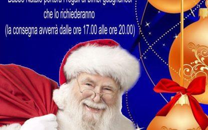 Consegna dei regali il 24 dicembre: al via le prenotazioni per il Babbo Natale della Pro Loco di Guagnano