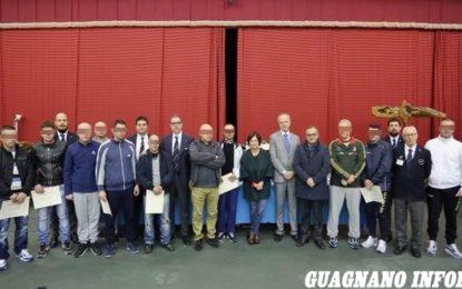 """Si è concluso con la consegna dei diplomi il primo corso per sommelier rivolto a detenuti promosso da """"Feudi di Guagnano"""""""