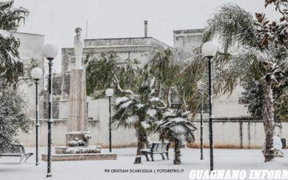Maltempo: ordinanze dei sindaci di Guagnano, Salice e Veglie per la chiusura dei plessi scolastici