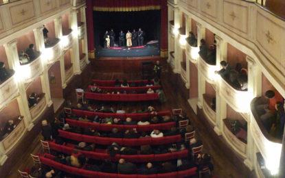 Questo fine settimana si conclude la stagione del Teatro Comunale di Novoli