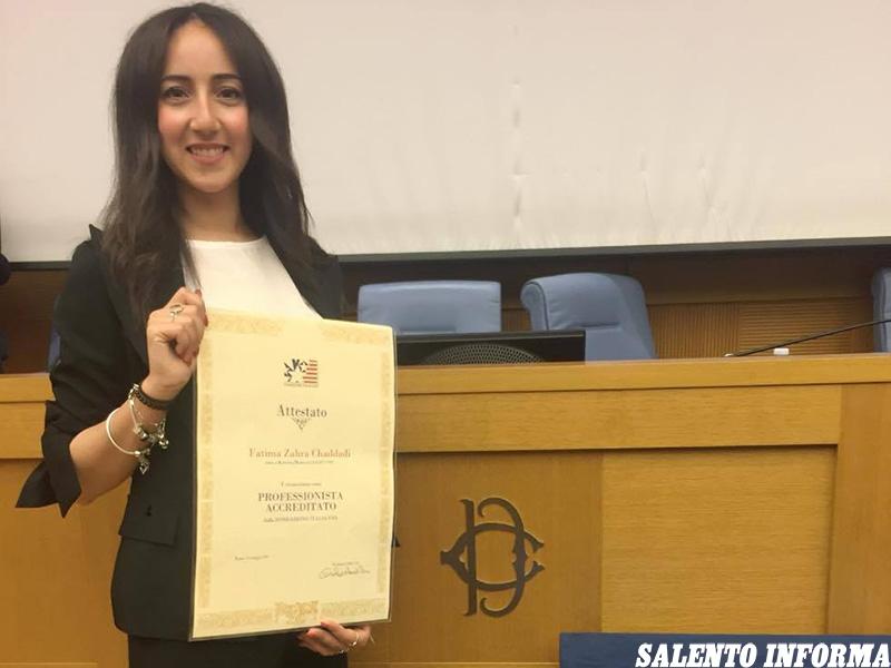 Fatima con il riconoscimento alla Camera dei Deputati di Roma