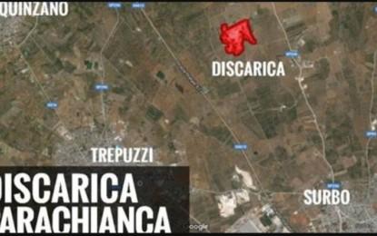 """Arriva il """"no"""" del Comune di Trepuzzi alla discarica Parachianca"""