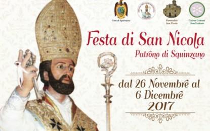 Squinzano si prepara a onorare il santo patrono San Nicola da Myra: ecco il programma dei festeggiamenti