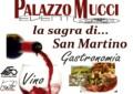 """Domani a Palazzo Mucci torna """"La sagra di San Martino"""""""