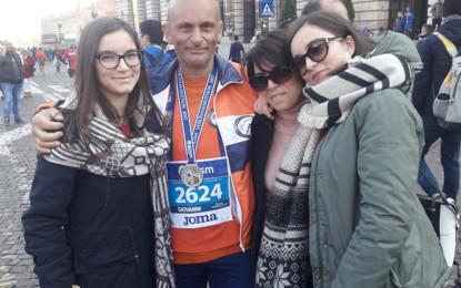 """Gli atleti di """"Abacus"""" conquistano la """"Verona Marathon"""""""