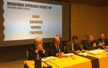 """Trepuzzi Comune Riciclone, riceve la menzione """"Speciale Start Up"""""""