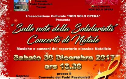 """""""Sulle note della solidarietà"""", domani sera a Trepuzzi un concerto di musiche natalizie"""
