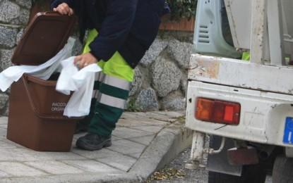 Domani a Guagnano la Monteco ritirerà i vecchi contenitori dei rifiuti solidi urbani