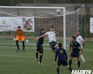 Deghi Calcio, gli arancioni sprecano il doppio vantaggio: contro l'Uggiano termina 2 a 2