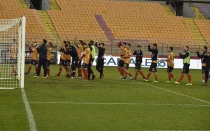 US Lecce, i giallorossi passano ai quarti di Coppa Italia: al Via del Mare finisce 3 a 0 contro il Matera